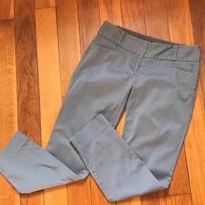 The Limited grey pants size 0